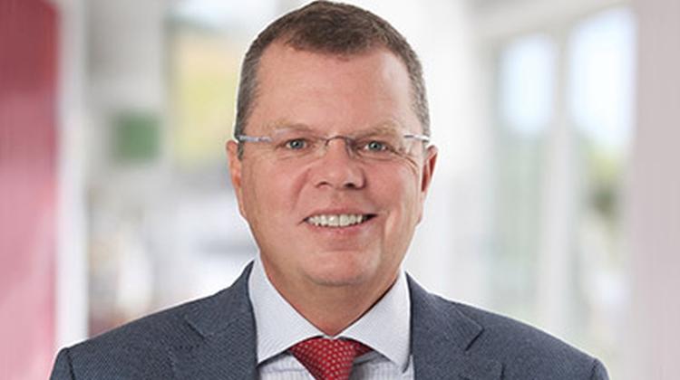 Patrik Jenemark, adm. dir for Nordvalls, ser positivt på salget af virksomheden, og han fortæller, at der allerede ligger planer for nye investeringer.