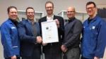 EGP-certifikat til finske Tako Carton