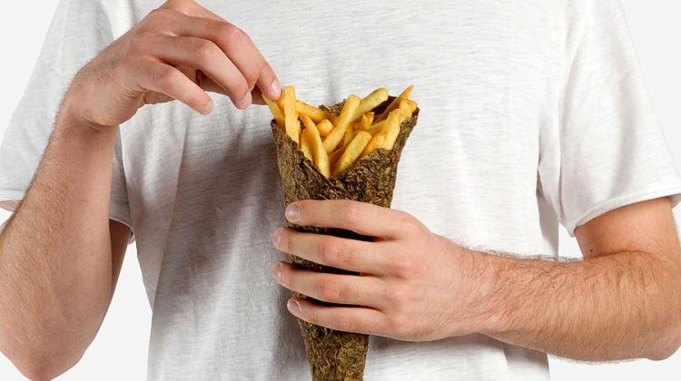 Kartoffelskræller – det nye emballagemateriale