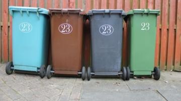 Miljøgevinst ved øget sortering og genanvendelse