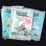 Avis vælger bioplast