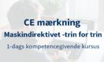 CE-mærkning - Maskindirektivet